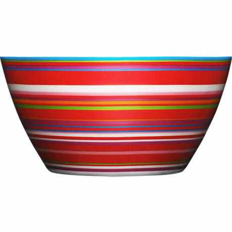 Iittala Origo bowl  0,5L red - Neogalateca