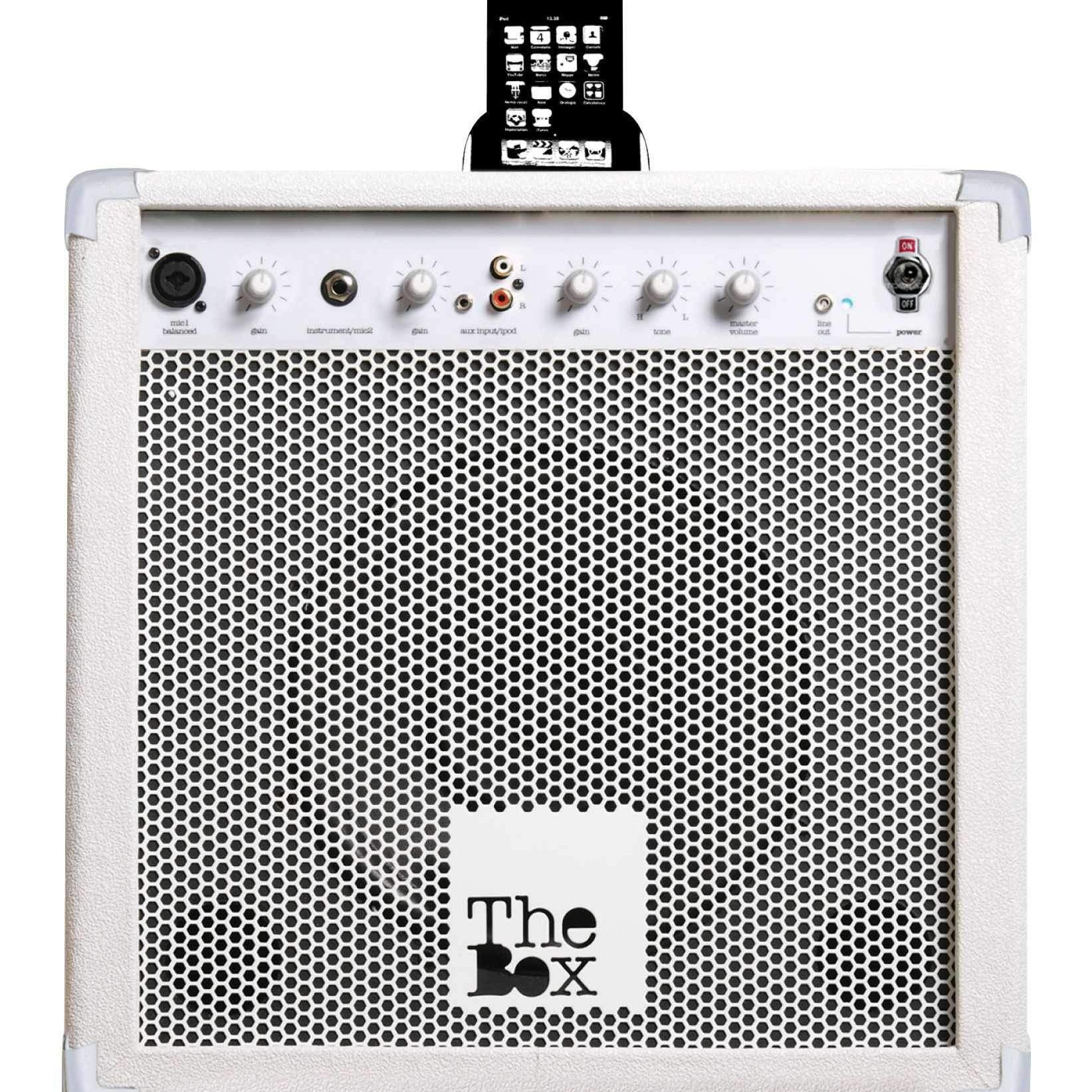 Seletti THE BOX amplificator cu mp3 - Neogalateca