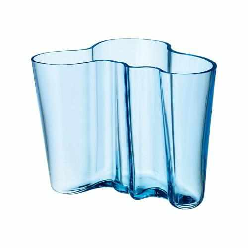 Iittala Alvar Aalto Vaza Light Blue - Neogalateca