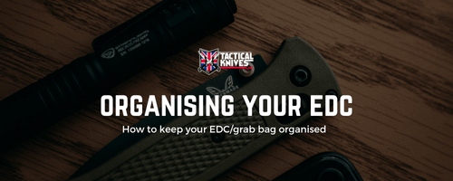 Emergency Preparedness: Tips to Help You Stay Organized - Tactical Knives UK