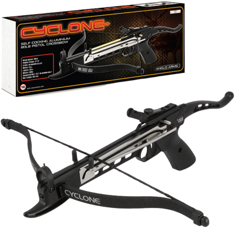 "<img src=""https://cdn.shopify.com/s/files/1/0246/9222/8176/files/ANGLO_ARMS_CYCLONE_CROSSBOW_-_80LB_SELF_COCKING_ALUMINIUM_CROSSBOW_240x240.png?v=1603842939"" alt=""ANGLO ARMS CYCLONE CROSSBOW - 80LB SELF COCKING ALUMINIUM CROSSBOW"" />"