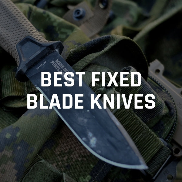 Best Fixed Blade Knives Tactical Knives UK
