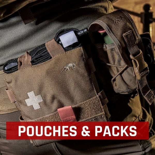 Buy Tactical Backpacks & Pouches At Tactical Knives UK