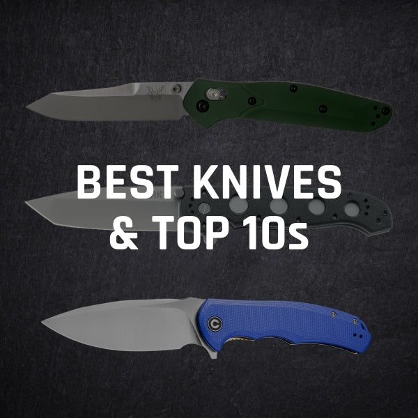 Best Knives & Top 10s Tactical Knives UK