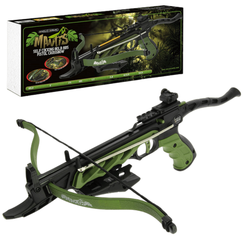 ANGLO ARMS MANTIS CROSSBOW - 80LB SELF COCKING ALUMINIUM CROSSBOW