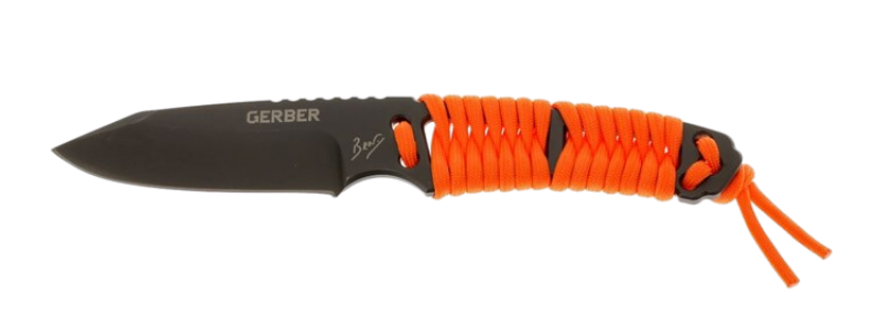 Buy Gerber Bear Grylls Paracord Fixed Blade Knife - Tactical Knives UK