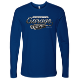 Parriott's Garage Mens Long Sleeve