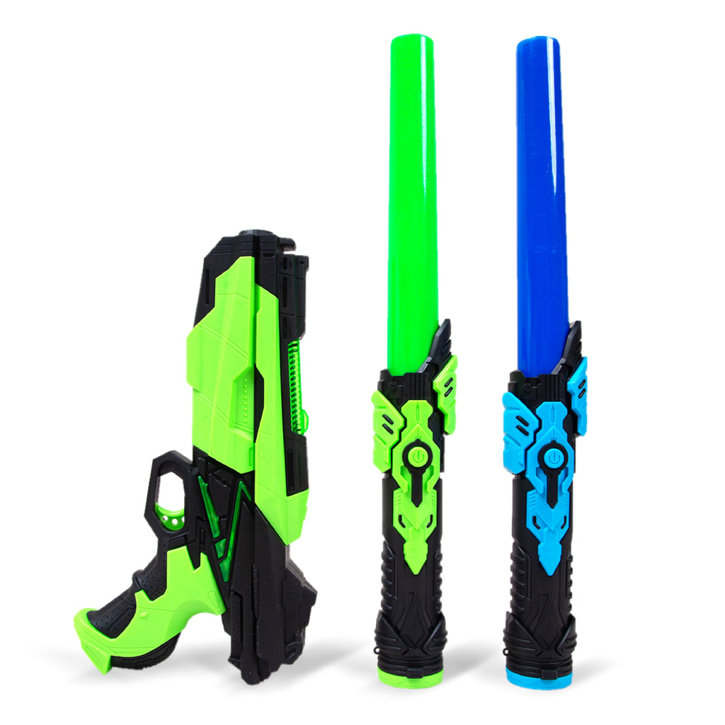 Light Swords and Space Blaster - 3 PK