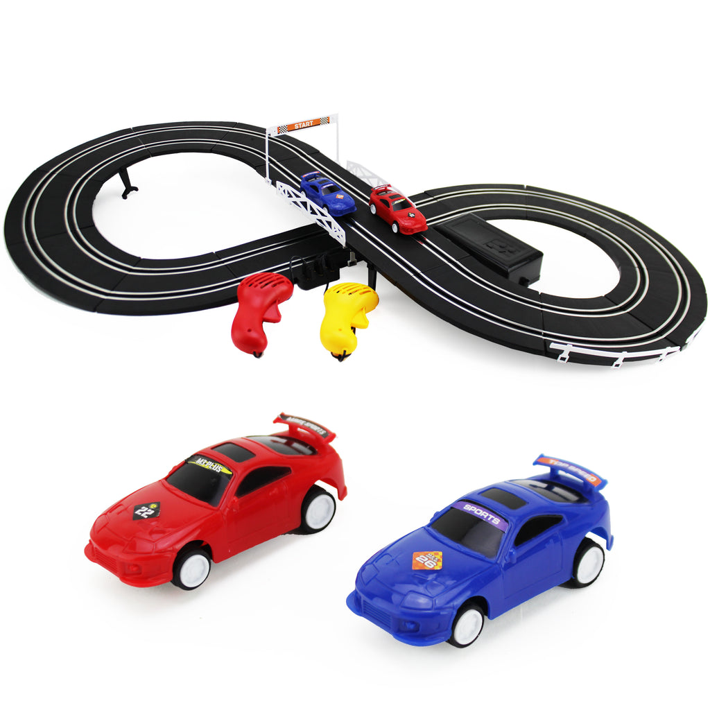 Boley Slot Car Race Track