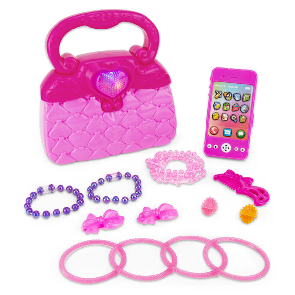 Purse and Play Phone Set