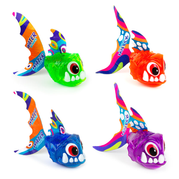 Piranha Dive Toy - 4PK