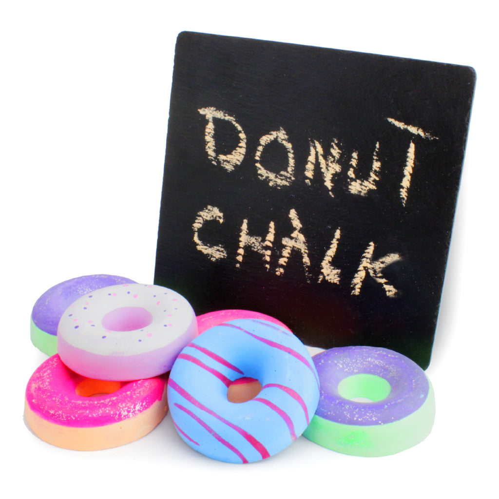 Donut Chalk Set