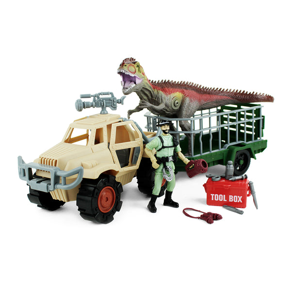 Dinosaur Explorer Playset