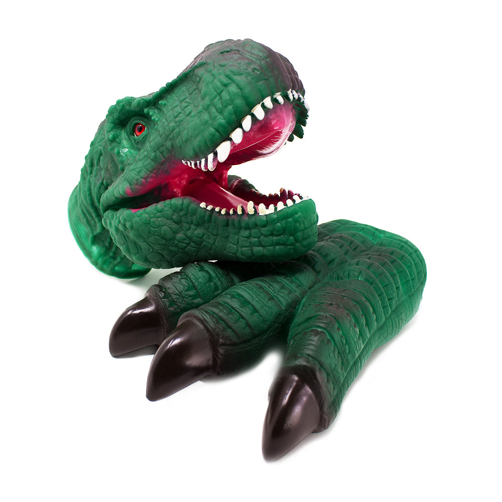 Dinosaur Head & Claw Hand Puppets