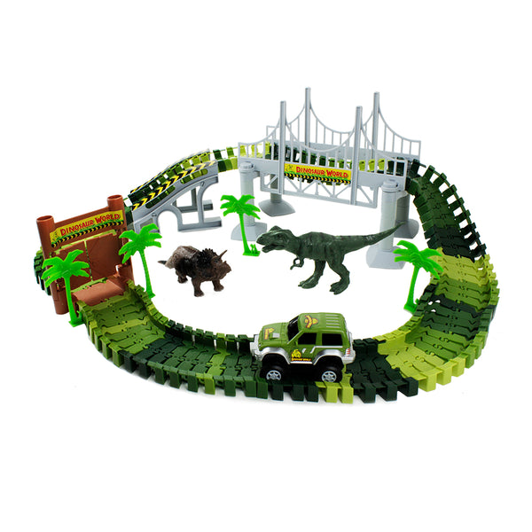 Dinosaur Adventure Road Creator