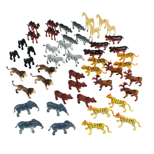 Miniature Safari Animals