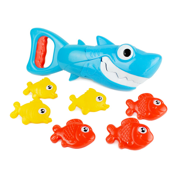 Shark Grabbers Bath Set