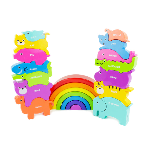 Animal Learning Stackers