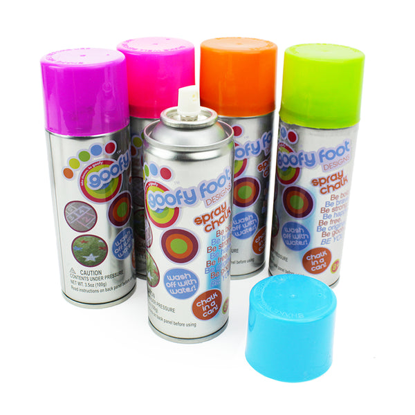 Washable Spray Chalk