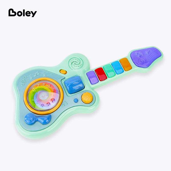Toddler Musical Guitar - Green