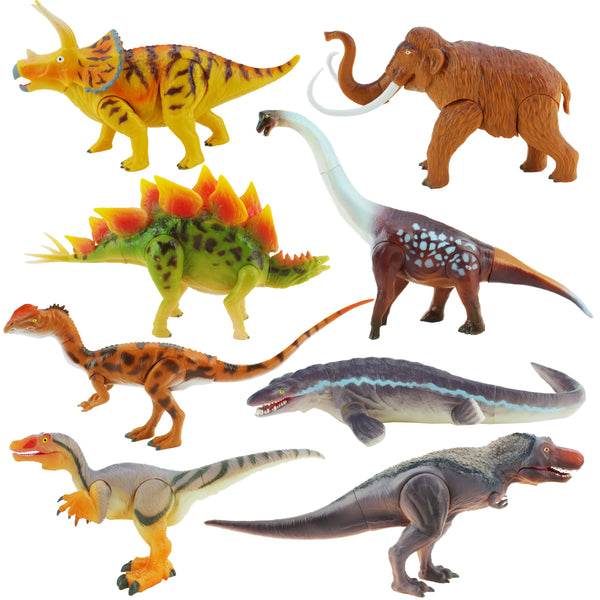 Adjustable Dinosaurs