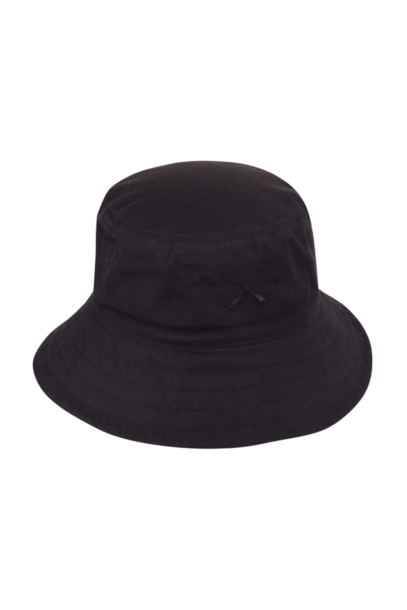 BUCKET HAT BLUE MIDNIGHT WATERPROOF