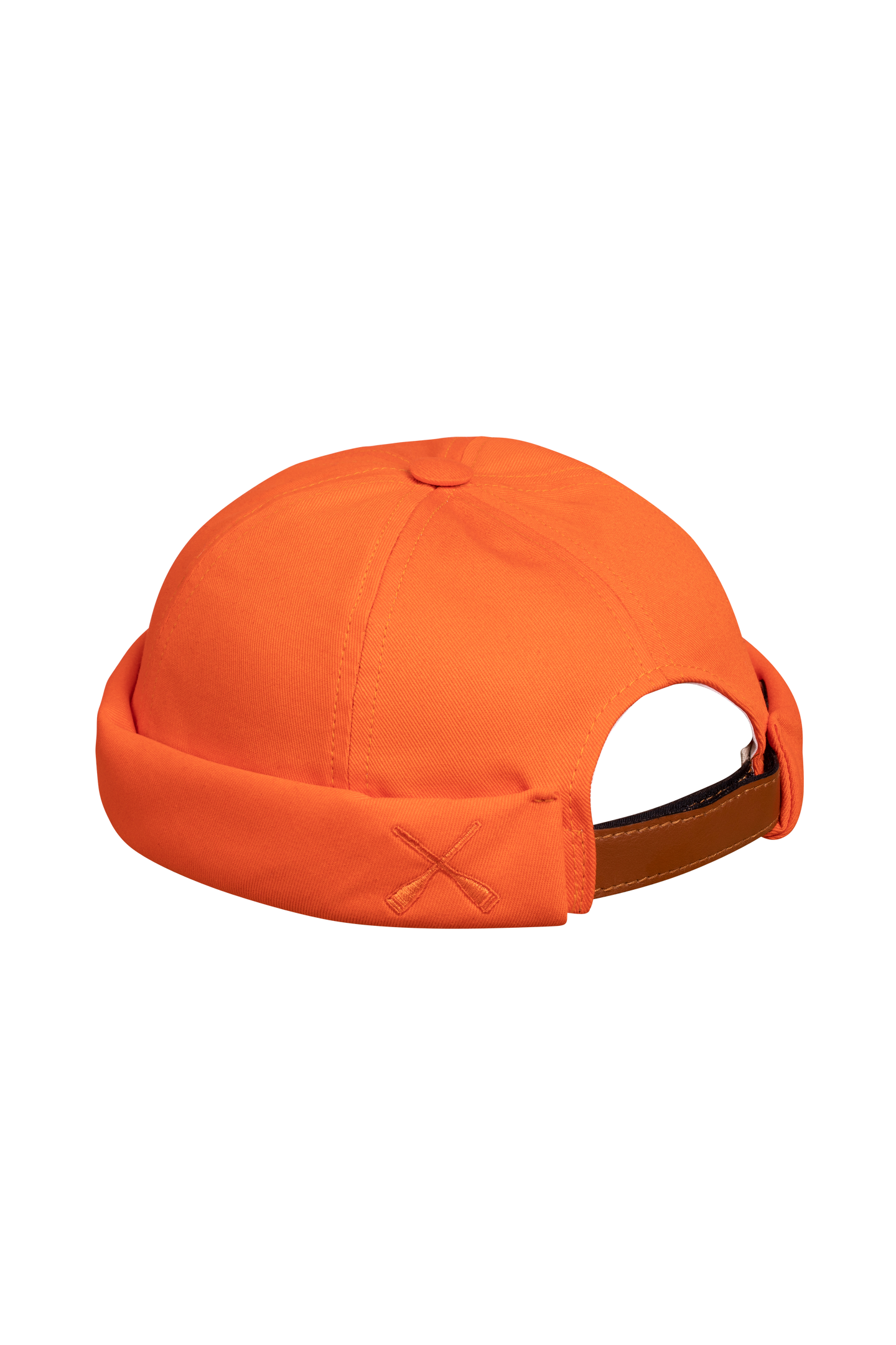 MIKI DOCKER BEANIE ORANGE