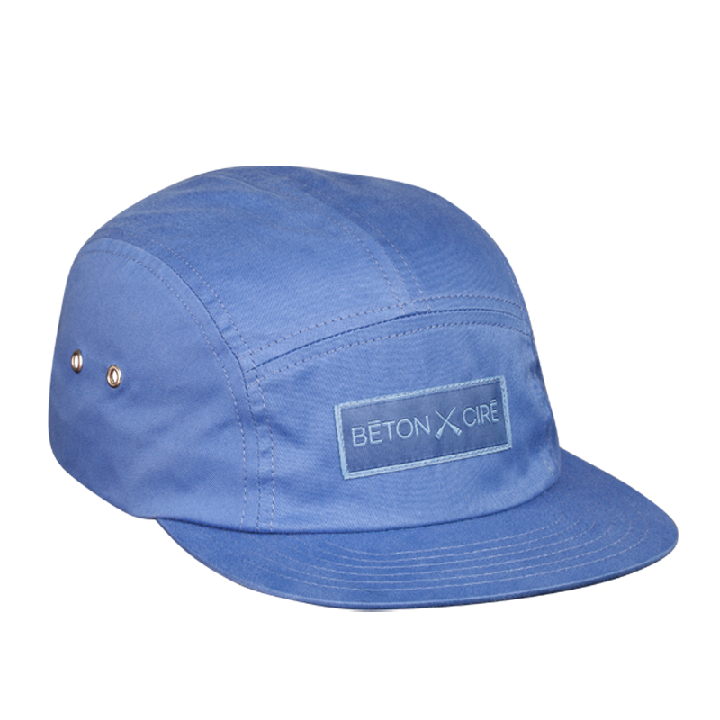 CITY CAP SNAPBACK PALE BLUE 5 PANELS