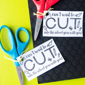 Back To School Teacher Tags