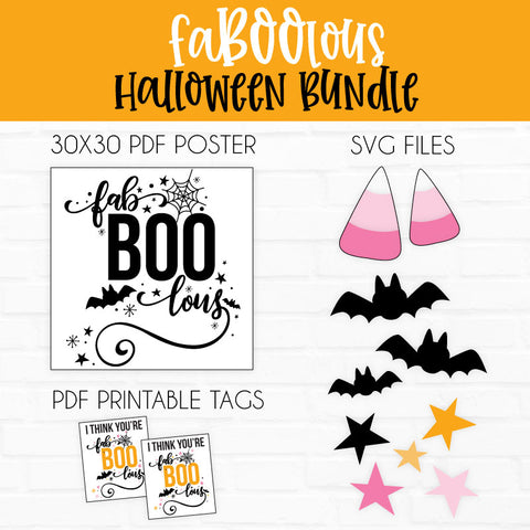 FaBOOlous Halloween Bundle