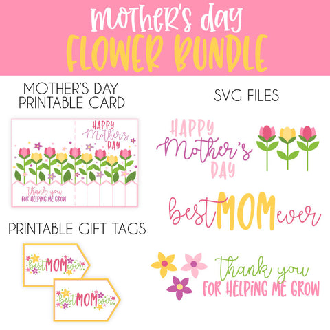 Mother's Day SVG Bundles