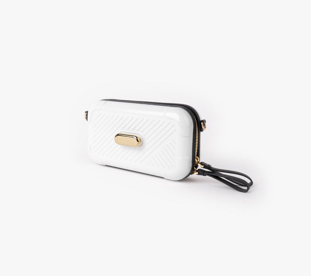 FFORA: White Champagne Active Bag
