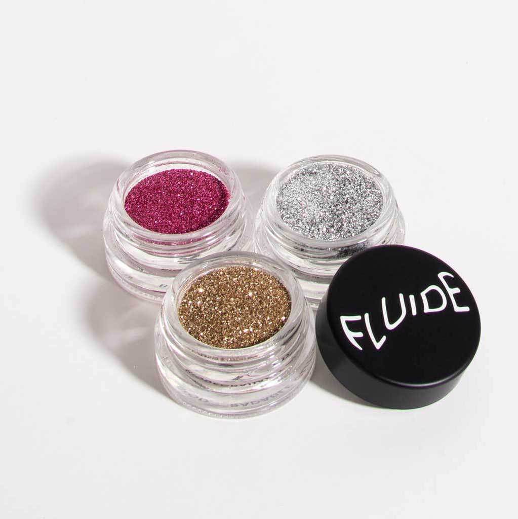 We Are Fluide: Biodegradable Glitter Trio