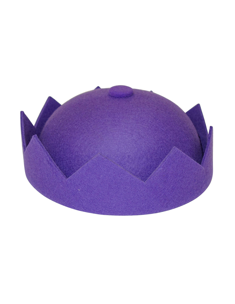 Ultra Purple Crown Hat
