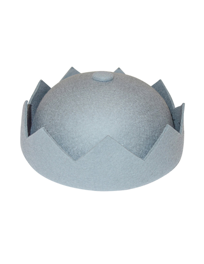 Cool Grey Crown Hat