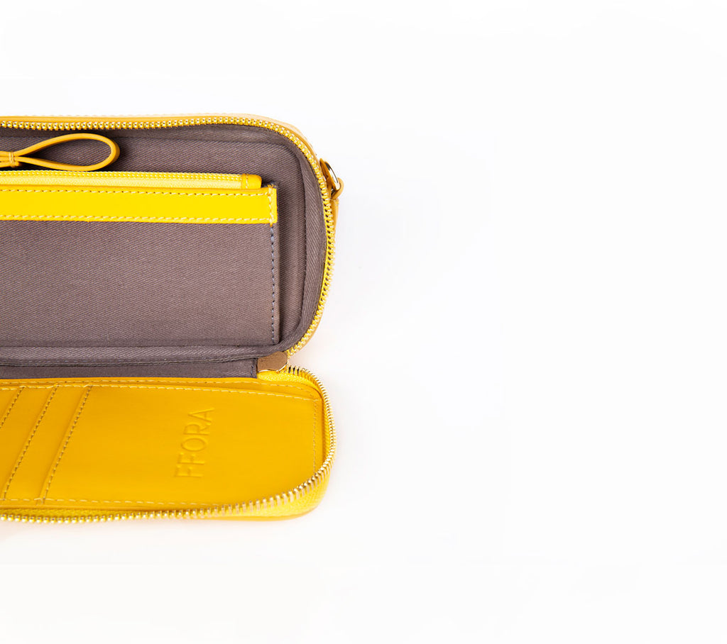 FFORA: Yellow Essentials Bag