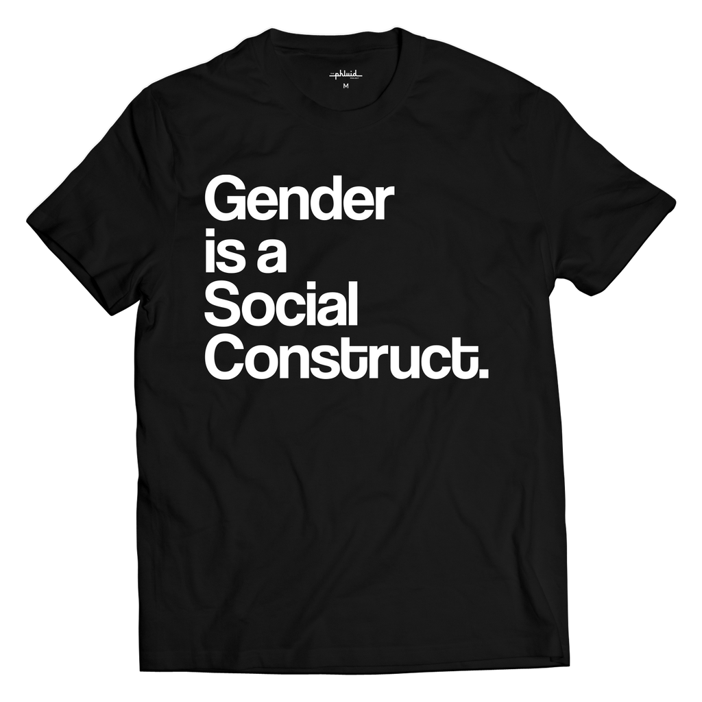 TPP: Gender is a Social Construct Tee