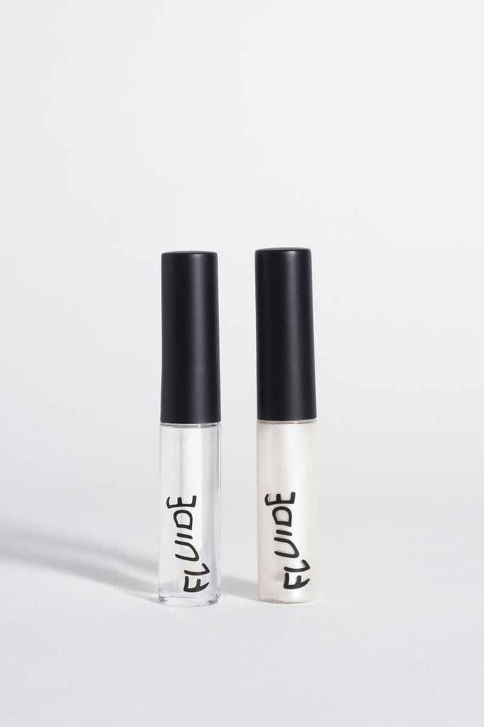 We Are Fluide: Lip Gloss Duo