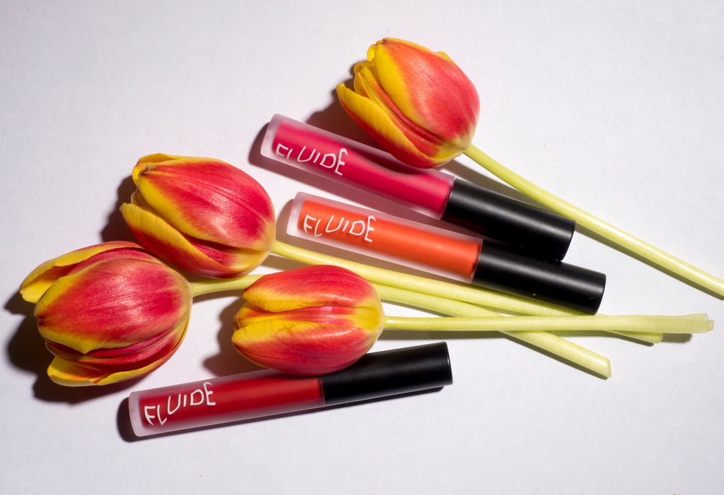 We Are Fluide: Liquid Lipstick Trio