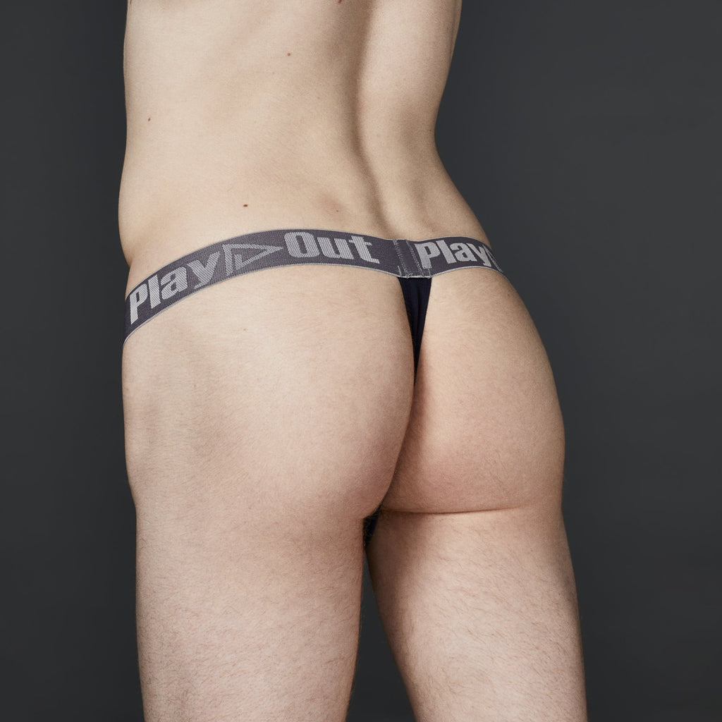 Play Out: Low Rise Pouch Thong