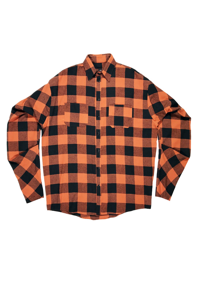Rinat Brodach: Buffalo check shirt dress