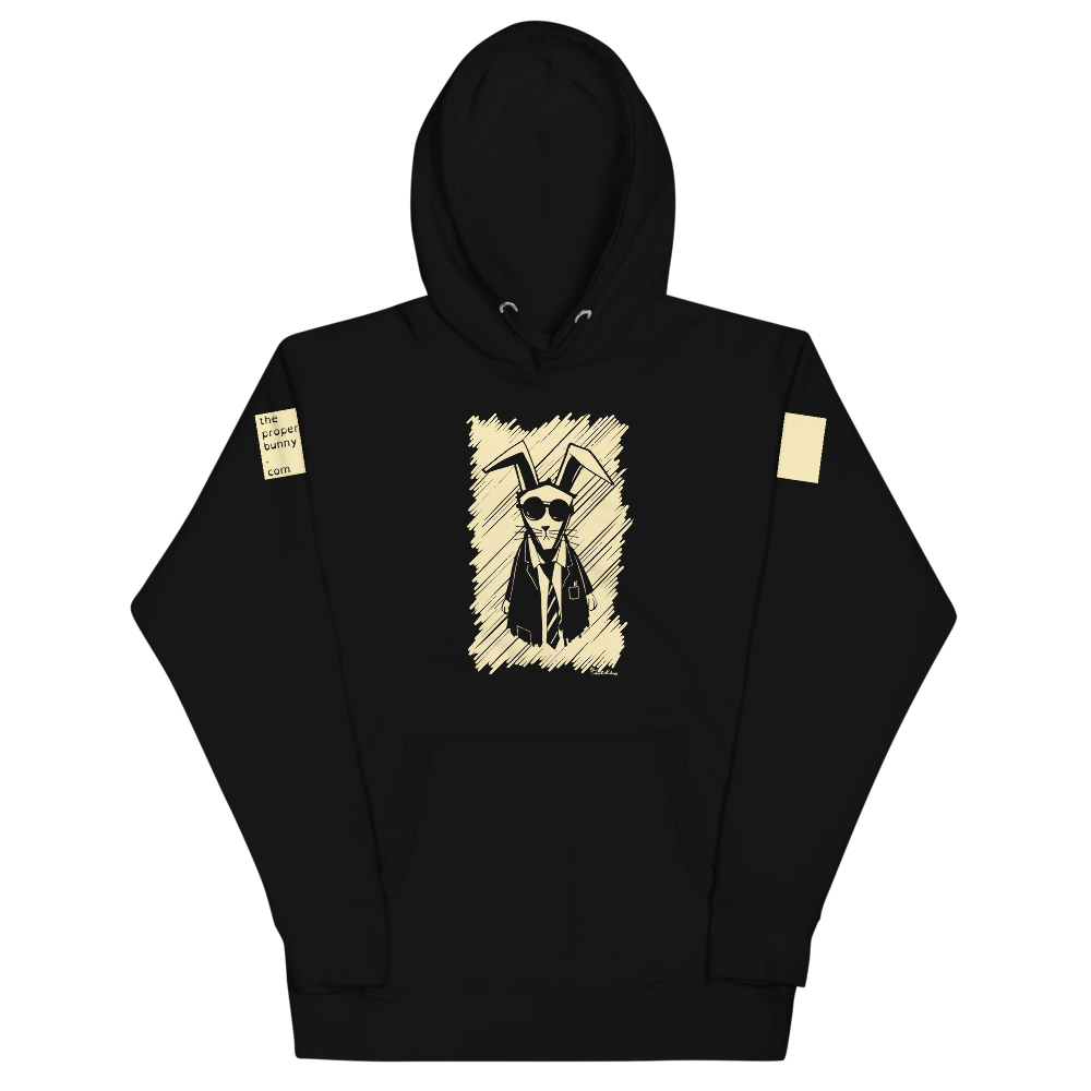The Proper Bunny: The Proper Bunny Hoodie