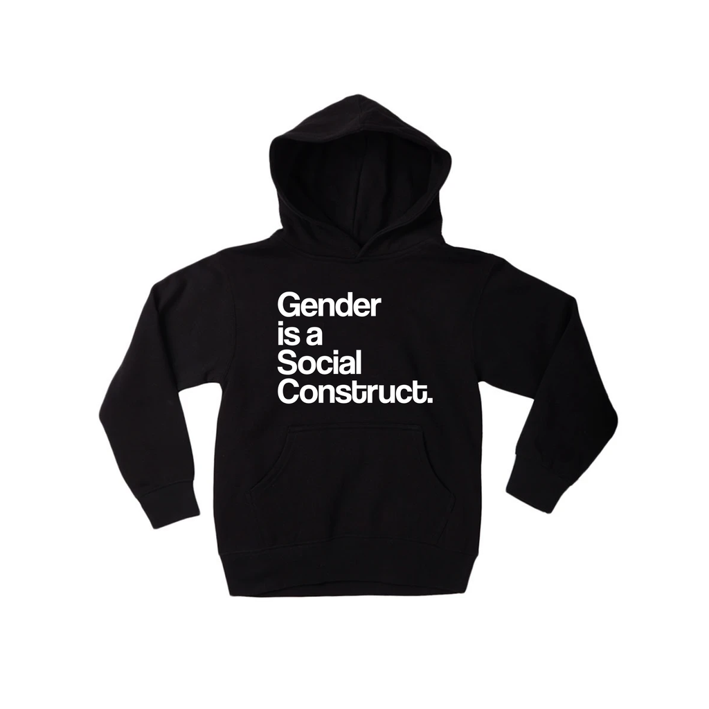 TPP: Gender is a Social Construct Hoodie