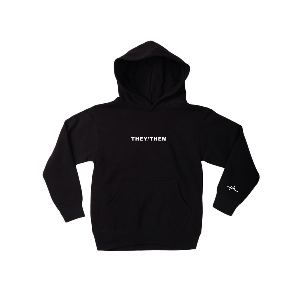 TPP: They/Them Hoodie