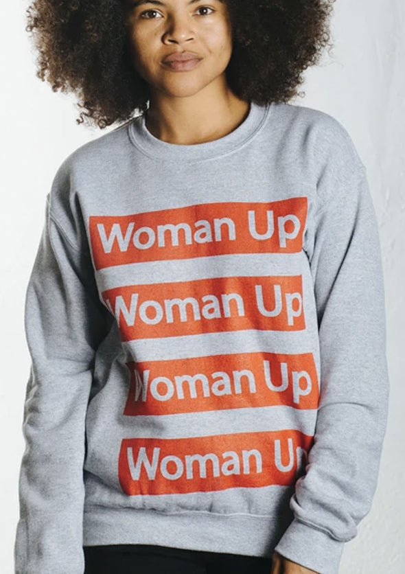 Stuzo Clothing: Woman Up Sweater