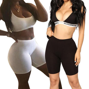 Slimlook Exercise High Elastic Shorts