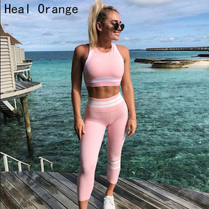 Comfortable Workout Set Active wear