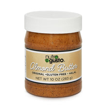 Load image into Gallery viewer, NutroGusto Natural Almond Butter 283g