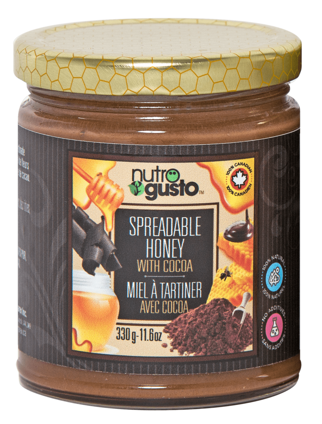 Honey Cocoa Spread