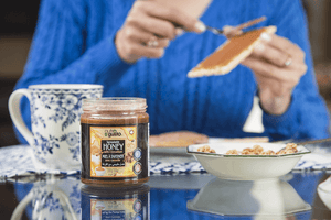 Spreadable Cinnamon Honey